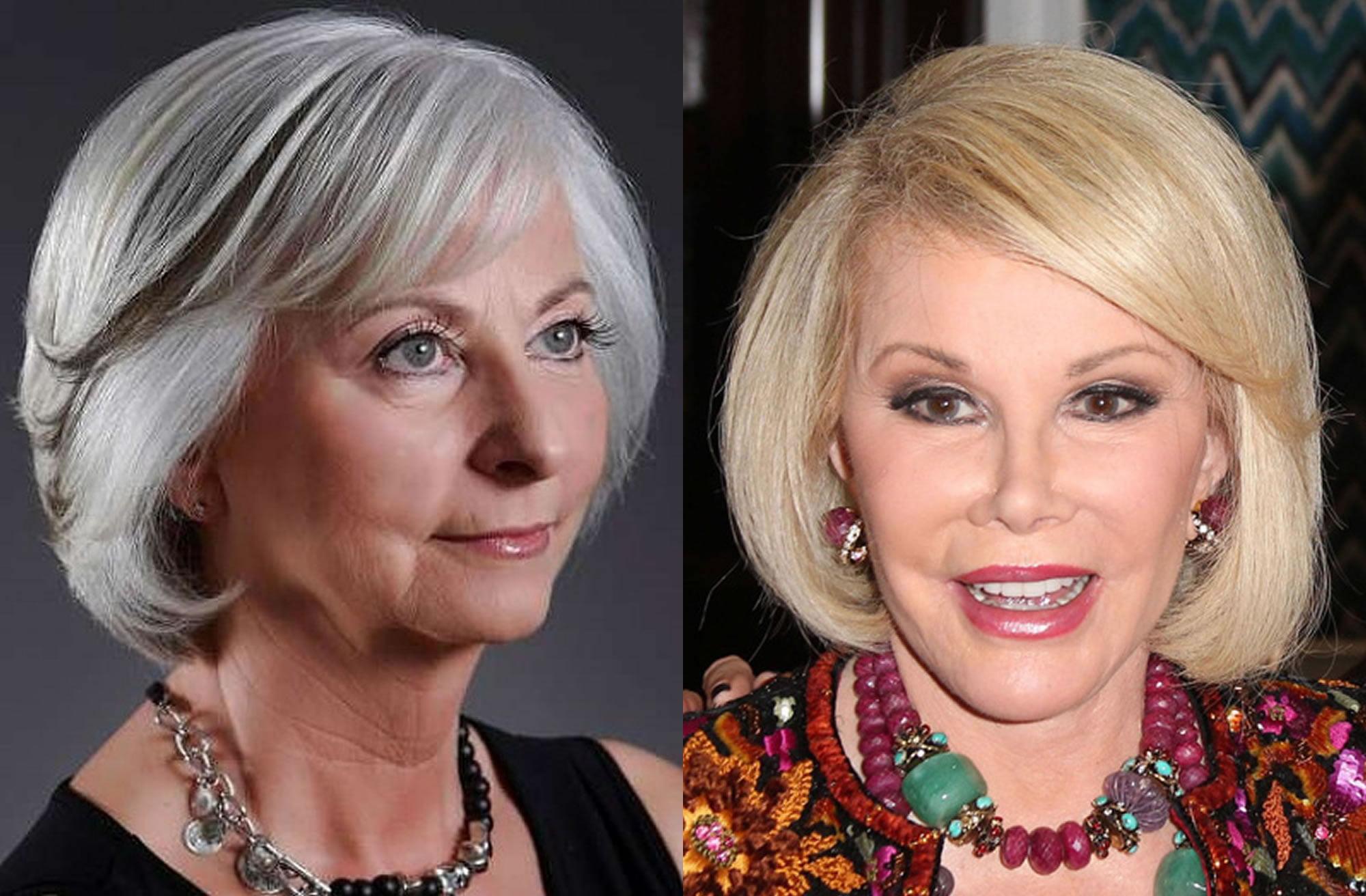 24 Best Medium Haircuts for Older Women Over 50 & Hair ...