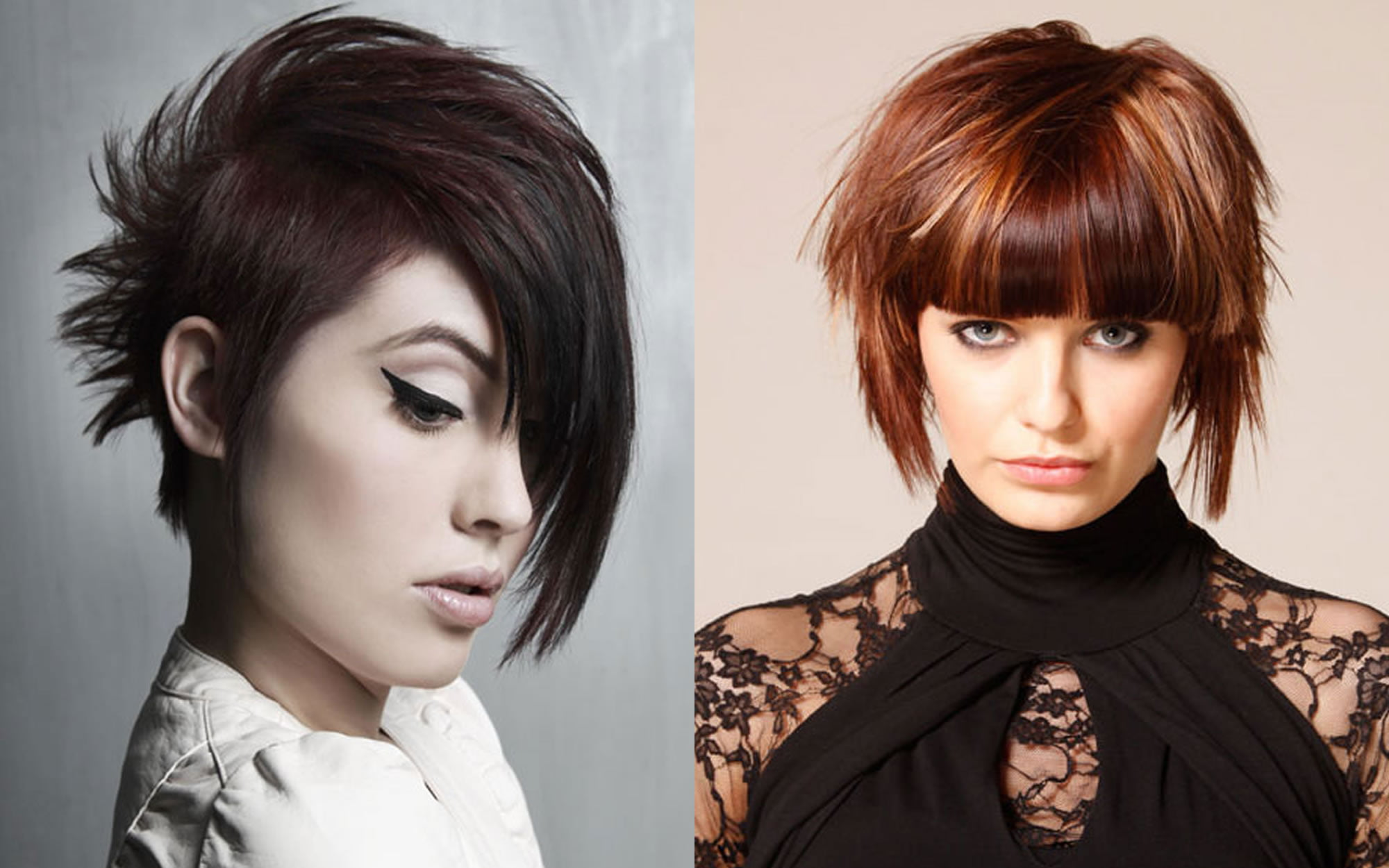 Hair Style Website: Best Haircuts For Short Hair 2018-2019 & Hair Color Trends