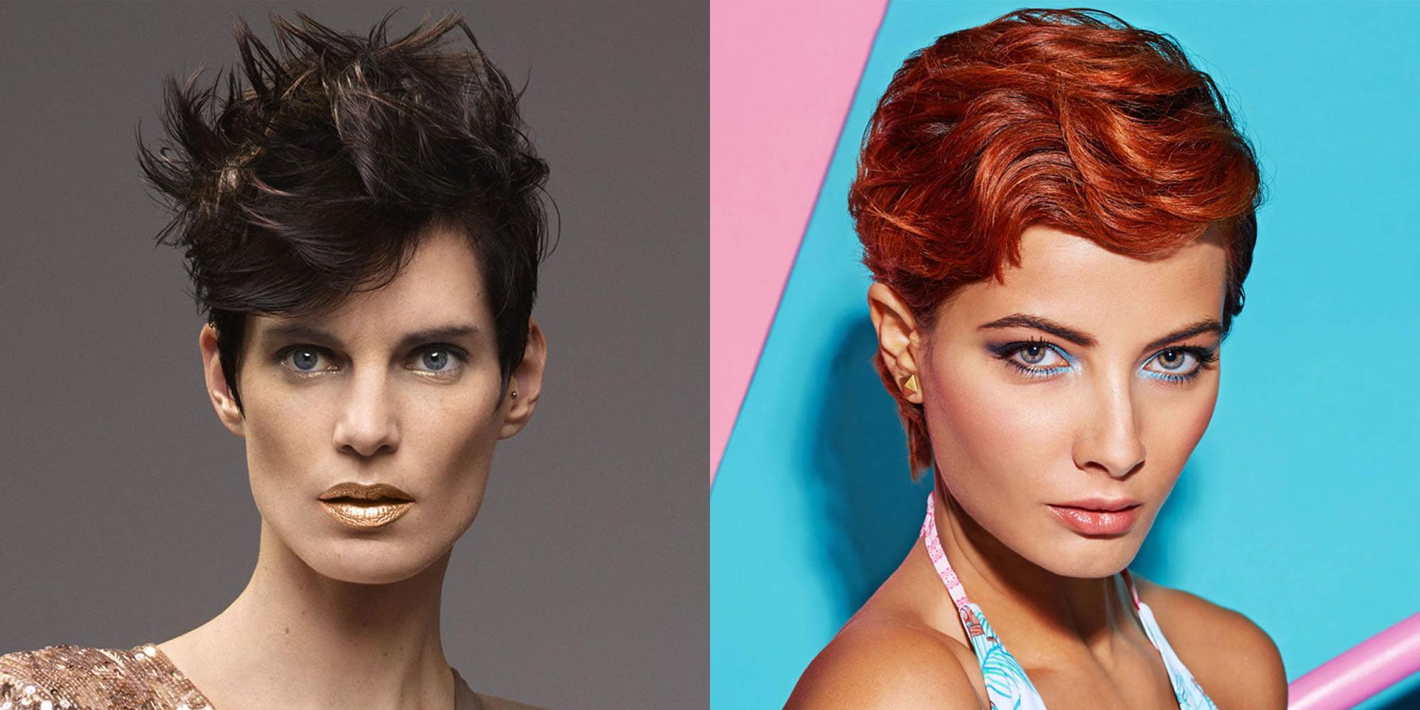 New Haircut Ideas for Short Hair 2018-2019 & Hair Color ...