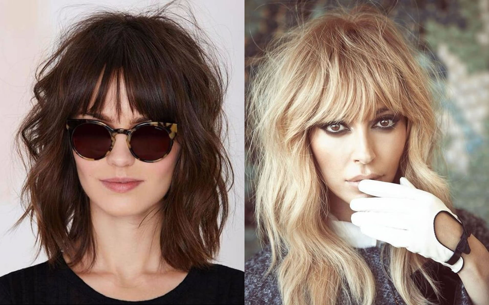30 Cool Shag Haircuts And Hairstyle Ideas For Women