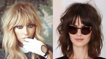 Shag Haircuts and Hairstyle ideas for Women - 2018 Hair Colors for Shaggy Hair