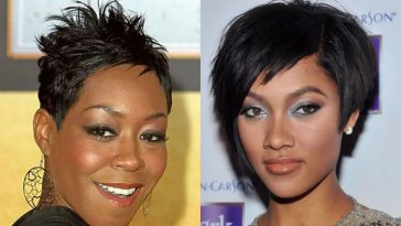 Short Hair Cut for African American Women & Best Hair Colors