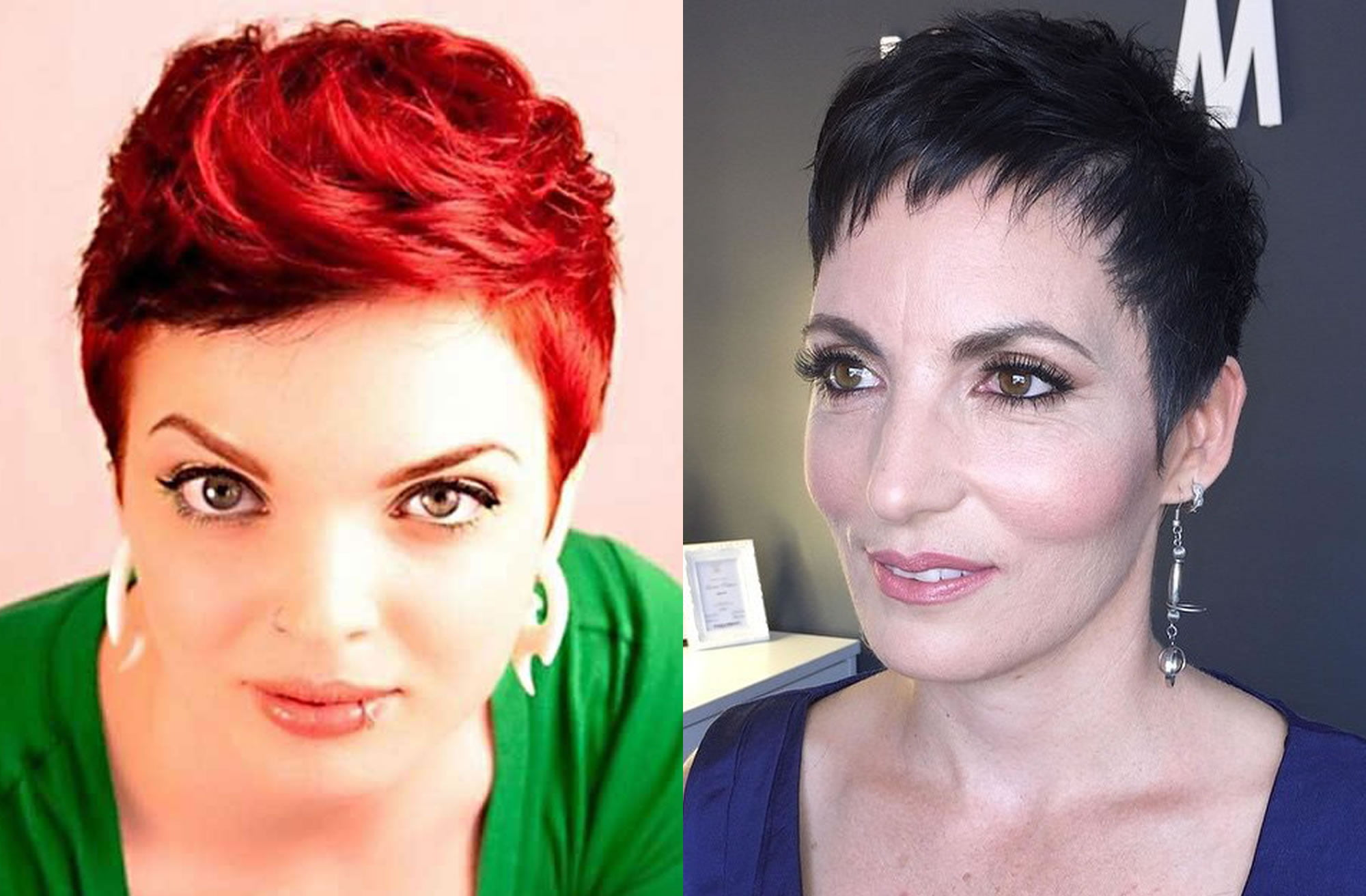 Short Pixie Hairstyles For Women 2018 2019 New Hair Colors