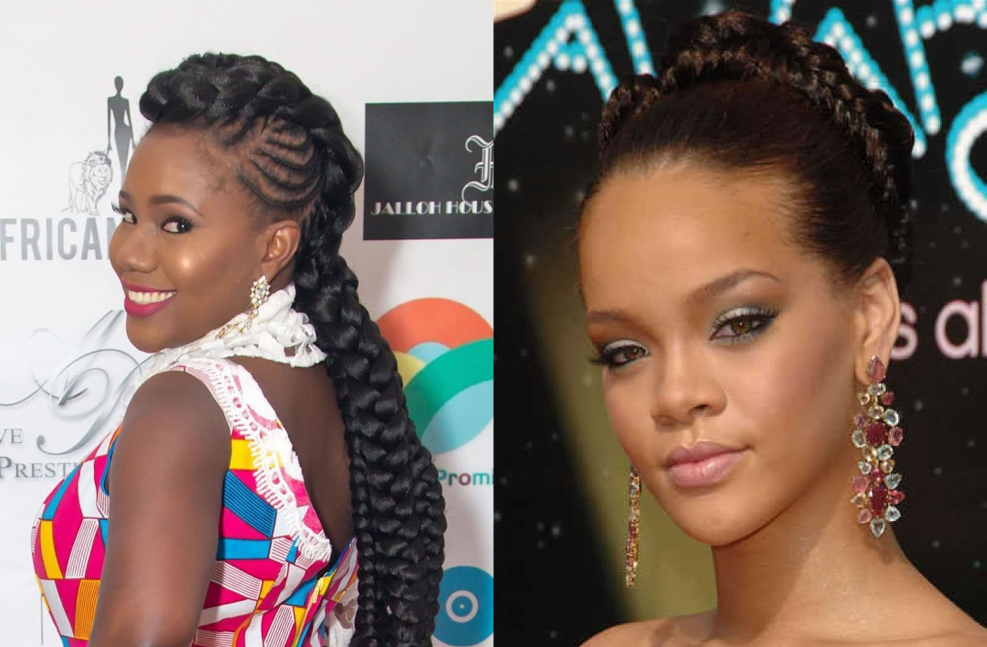 Braided Hairstyles for Black Women 2018-2019 Latest Hair ...