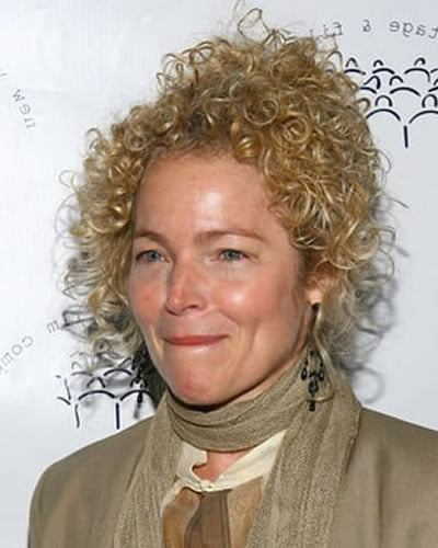 Curly hair over 60