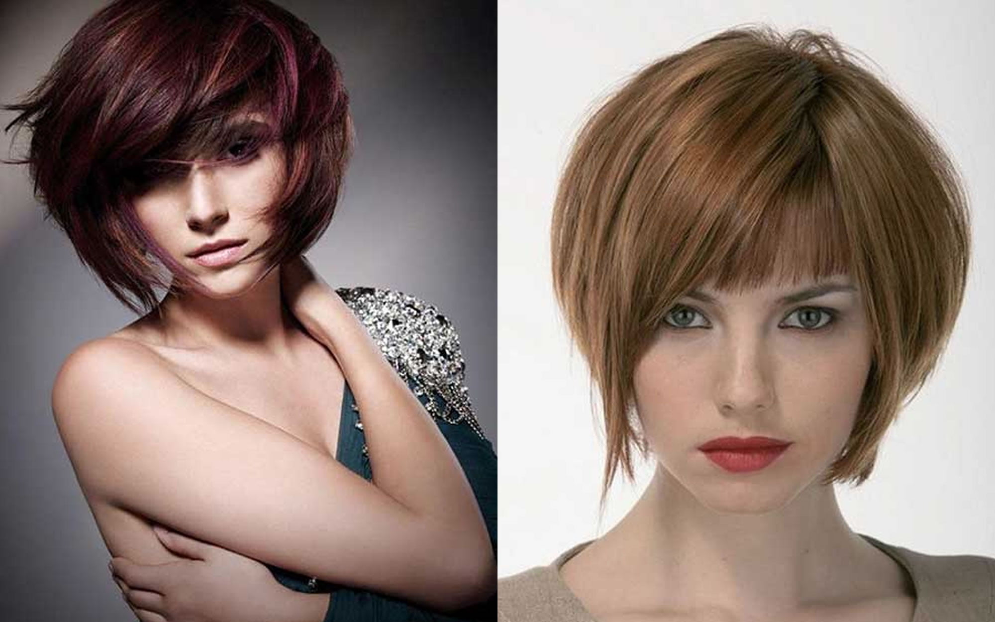 haircut color ideas 52 easy bob haircuts and blunt bob hairstyles with 6140