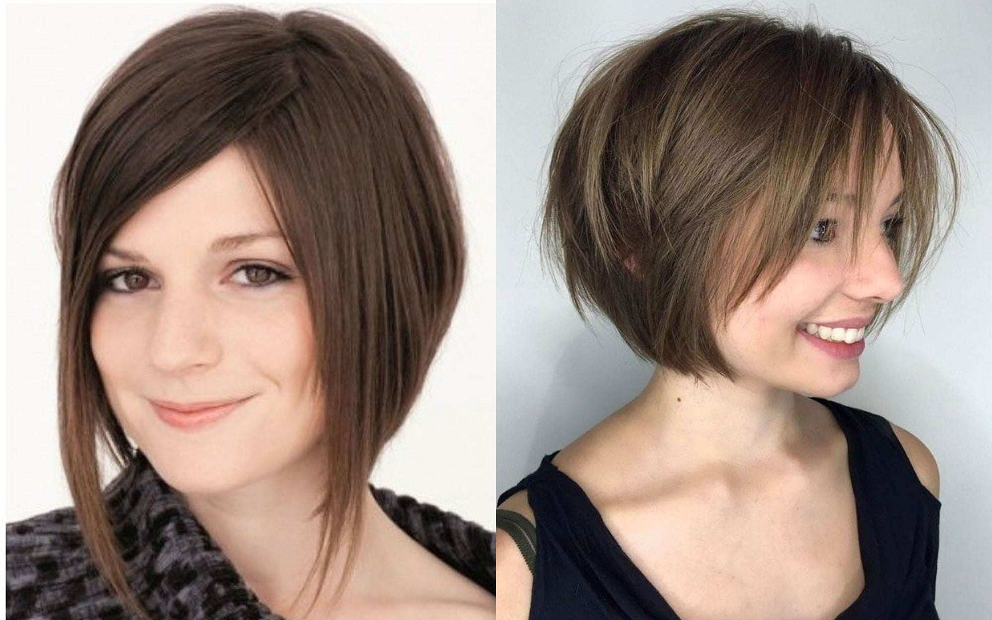 52 Easy Short Bob Haircuts And Blunt Bob Hairstyles With