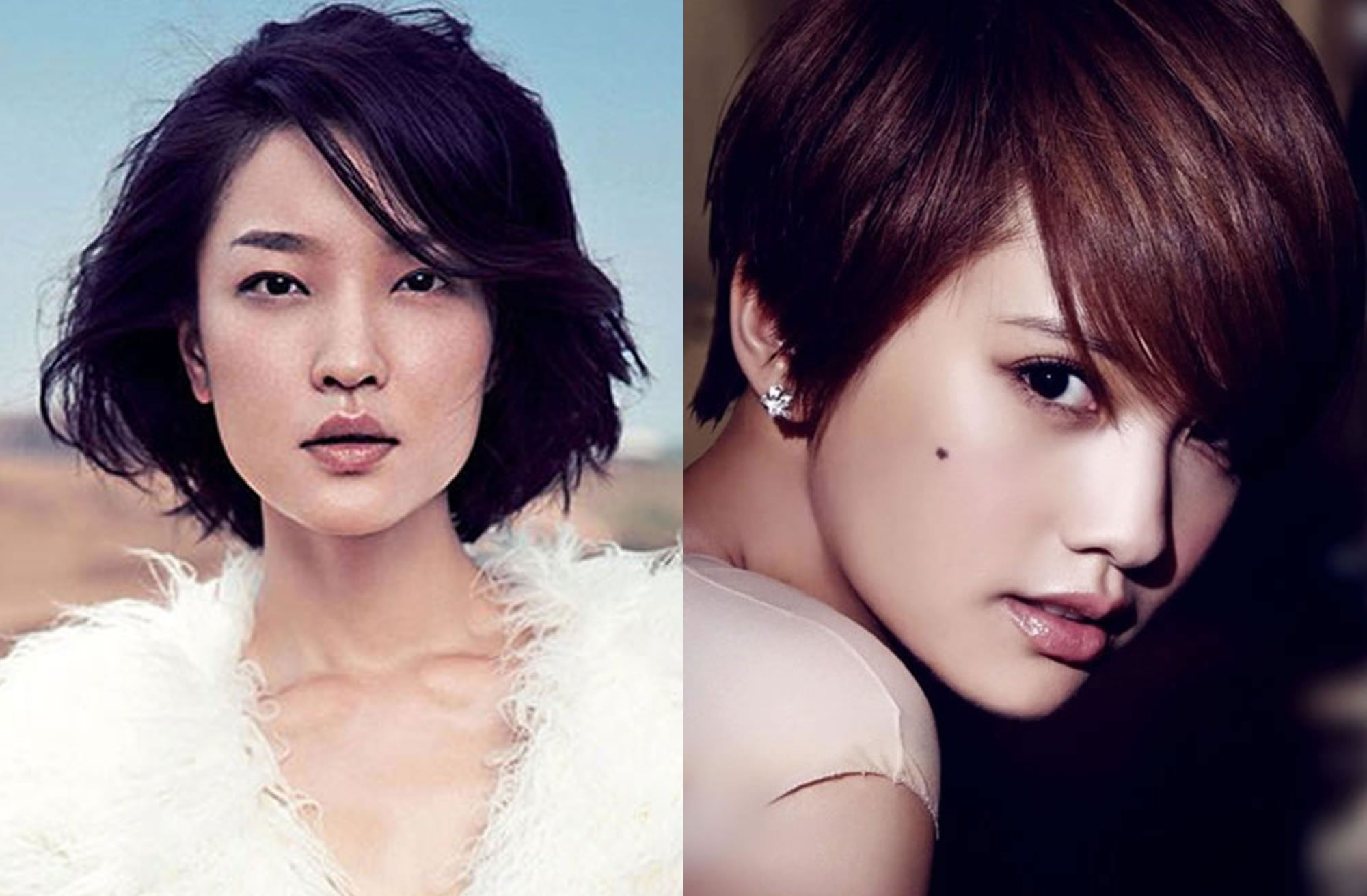 Short Haircuts for Asian Women – Best Pixie Hair Cut Image