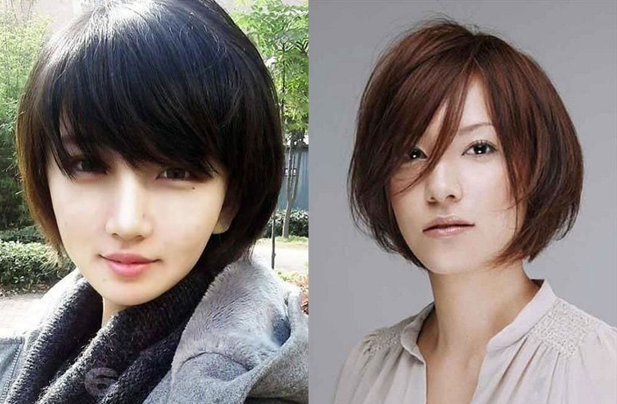 Short Haircuts For Asian Women Best Pixie Hair Cut Image Page 2