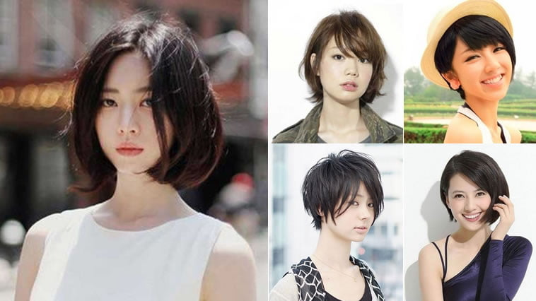 Short Haircuts For Asian Women Best Pixie Hair Cut Image