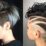 Undercut Short Haircut