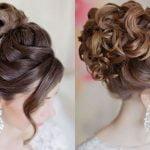 wedding upstyles for long hair