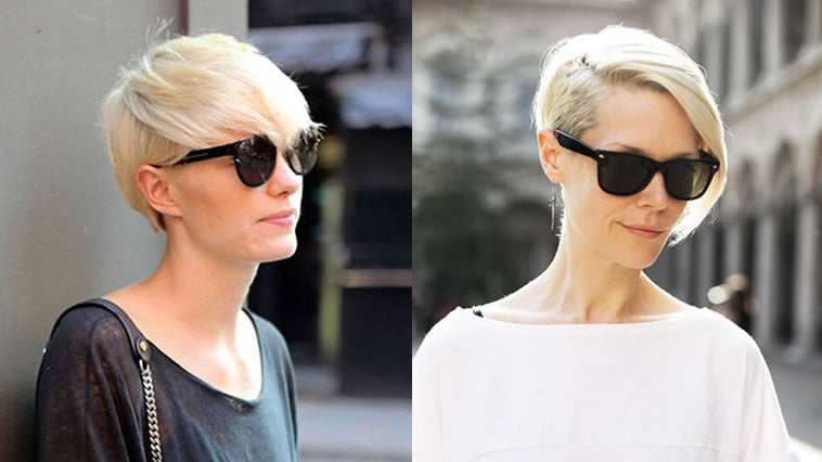 Hairstyles 2019: Pixie Haircuts 2019 Short Hairstyles & Colors For Fine