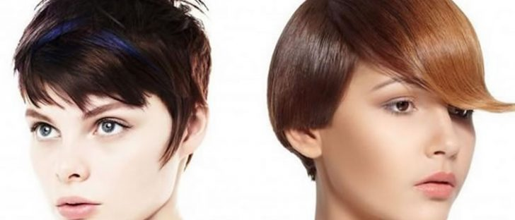 Short Haircuts and Hair Colors for Fine Hair