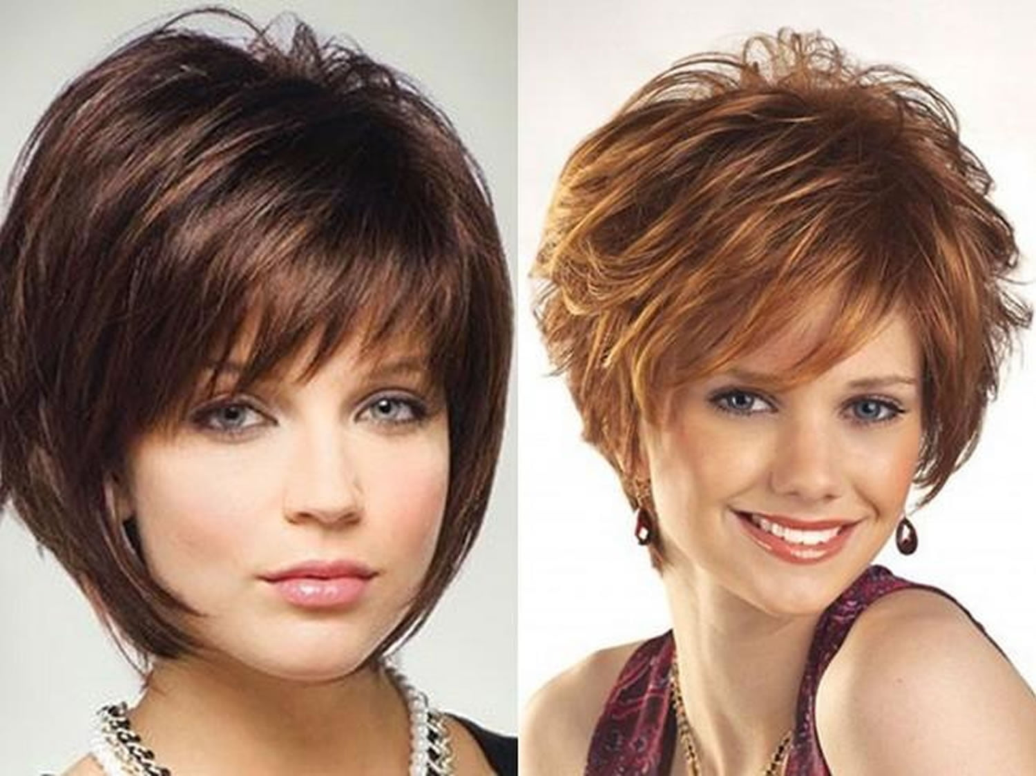 Short Haircuts And Hair Colors For Fine Hair Page 9 Hair Colors