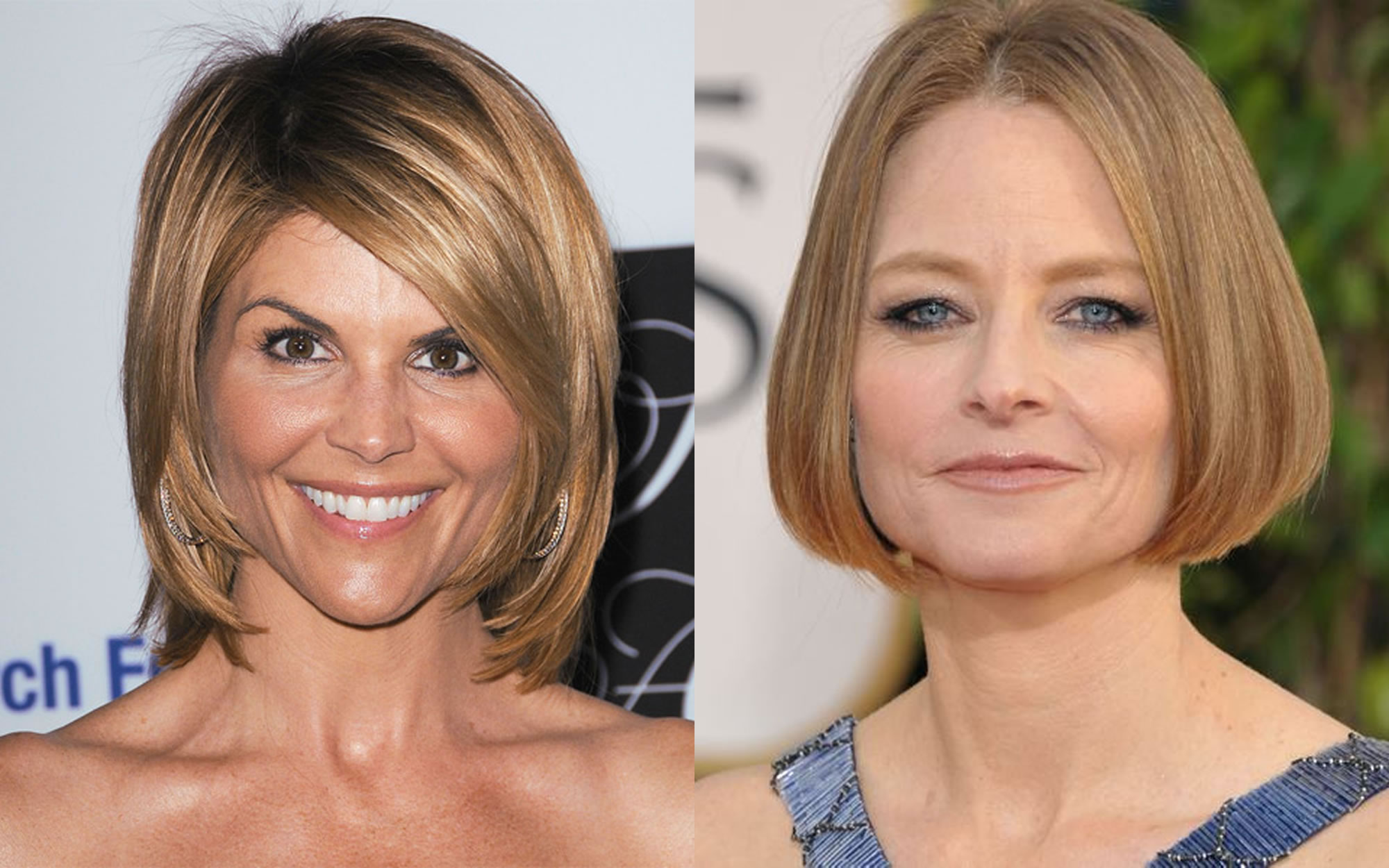 Straight Bob Hairstyles for older women over 50 - Hair Colors