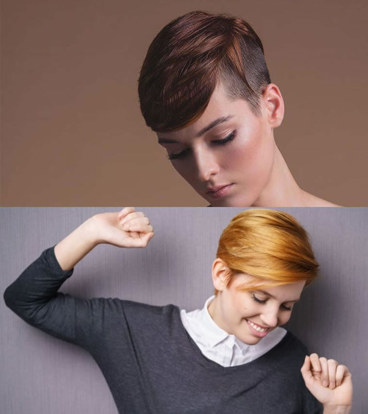 Pixie Haircuts 2019 Short Hairstyles Colors For Fine Hair Page 9
