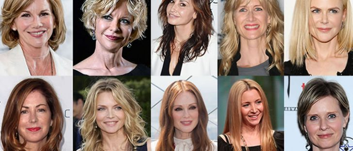 hairstyle ideas for older women over 50