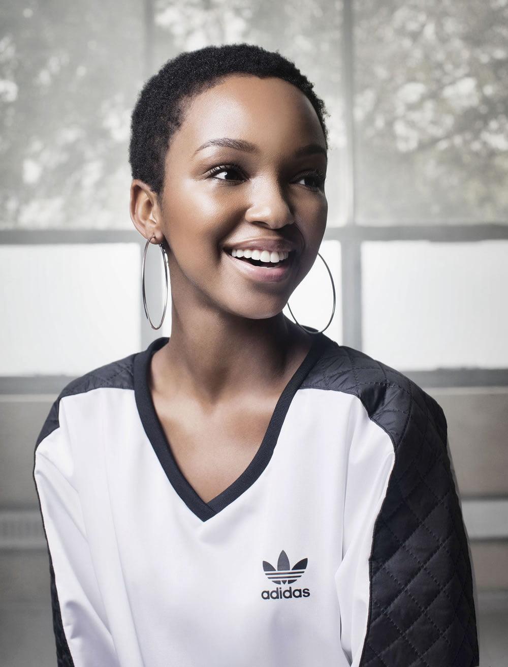 Natural short hair cut image for black women 2019 - Hair ...