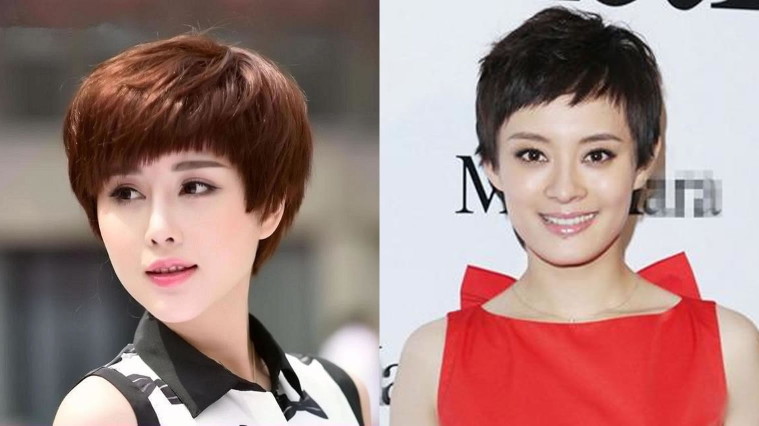 Fine Short Hair Ideas For Asian Women 2018 Hair Colours Page 3 Of 6
