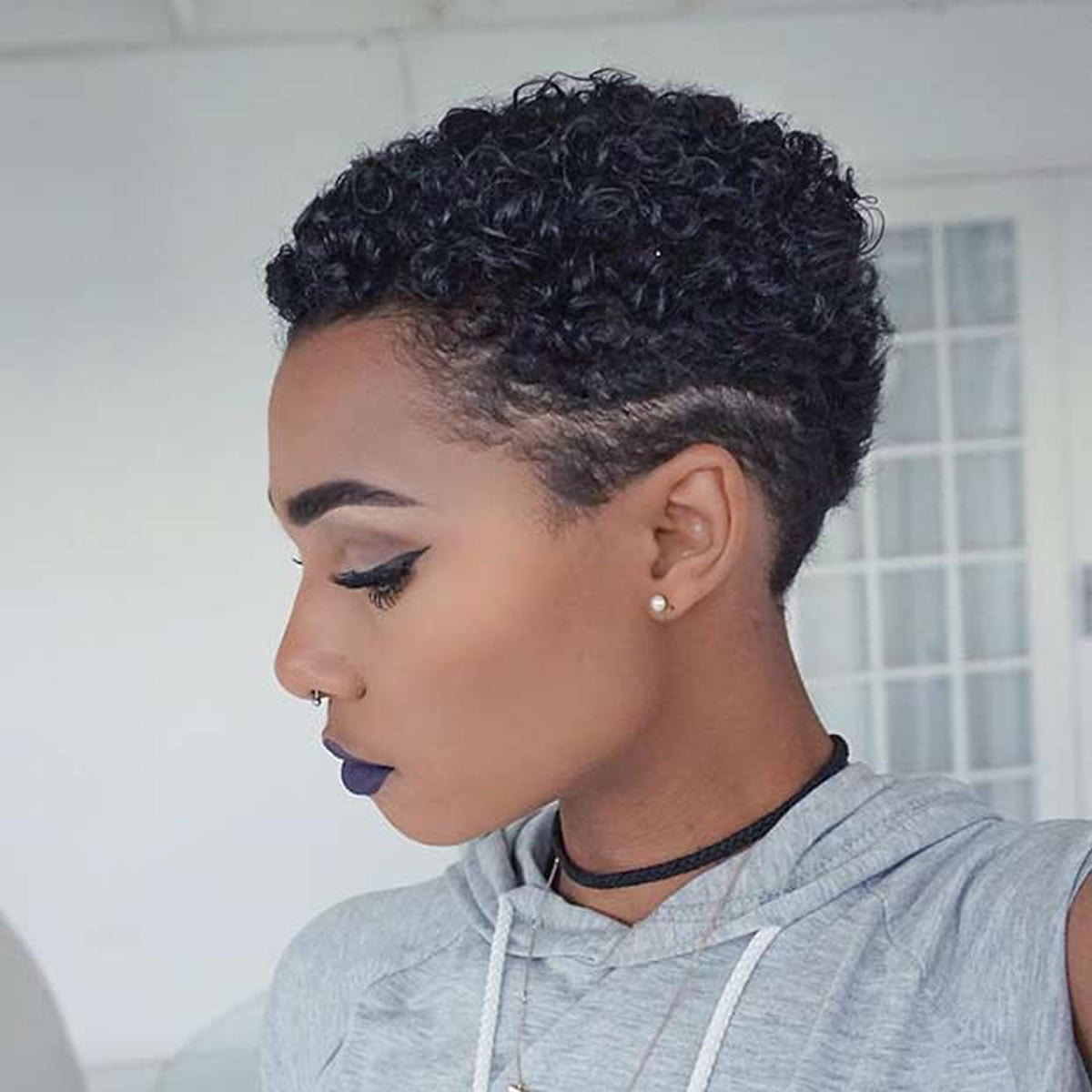 Pixie haircut 2019 for African American Women | Black hair ...