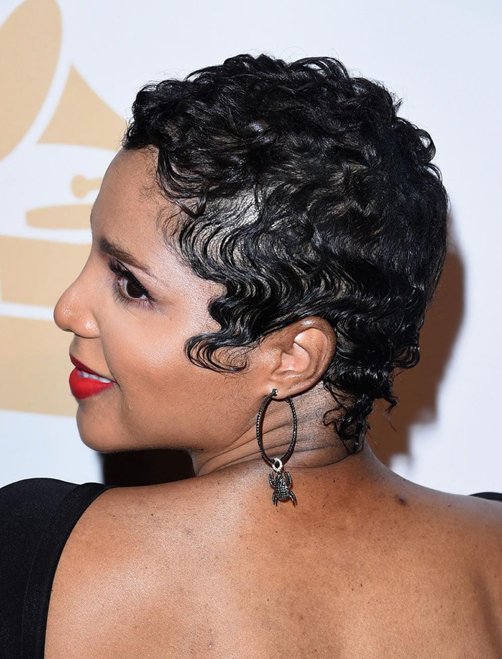 Summer hair 2019 pixie hairstyle ideas for black women - Hair Colors