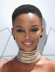 Pixie haircut 2019 for African American Women
