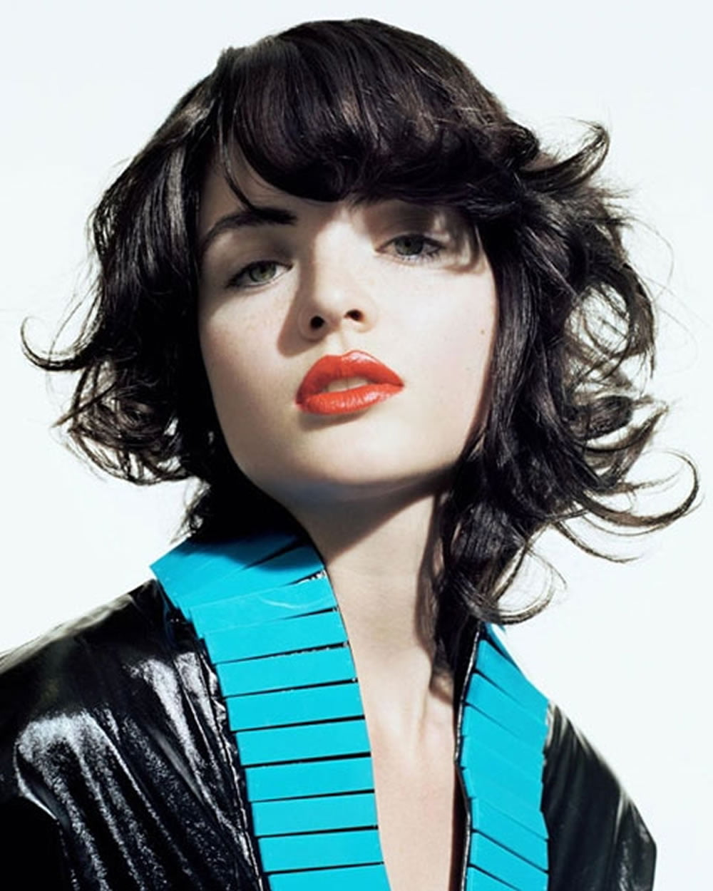 wavy short bob hair 2019 for girls with square face