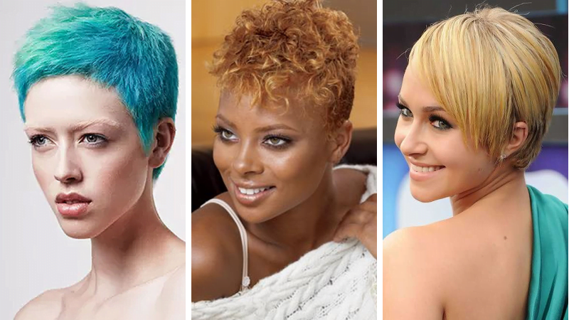 Hairstyles 2019: Best 28 Pixie + Bob Hairstyles