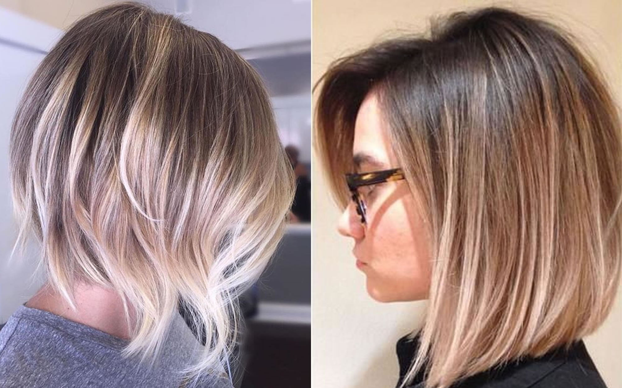 balayage hair style ombre hair colors you can try with hairstyles 1624