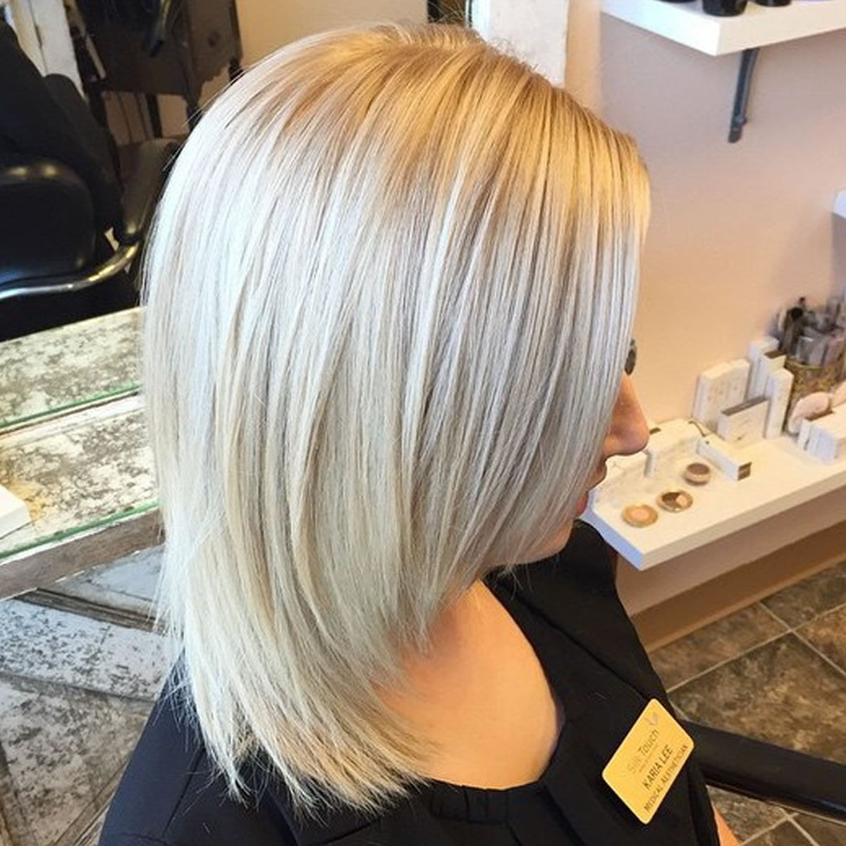 Easy medium length haircuts for women 2019