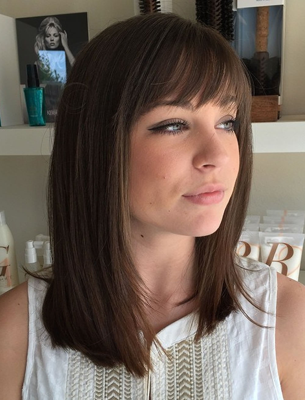 Easy medium length haircuts for women 2019 - Page 3 of 6