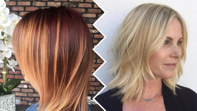 Hairstyles 2019: Easy Medium Length Haircuts For Women 2019