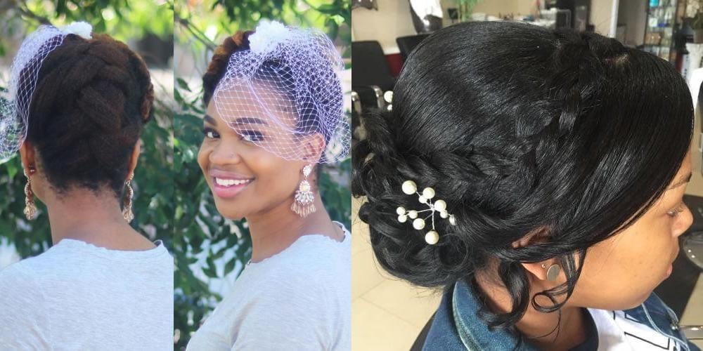 nesw wedding hairstyles for black women