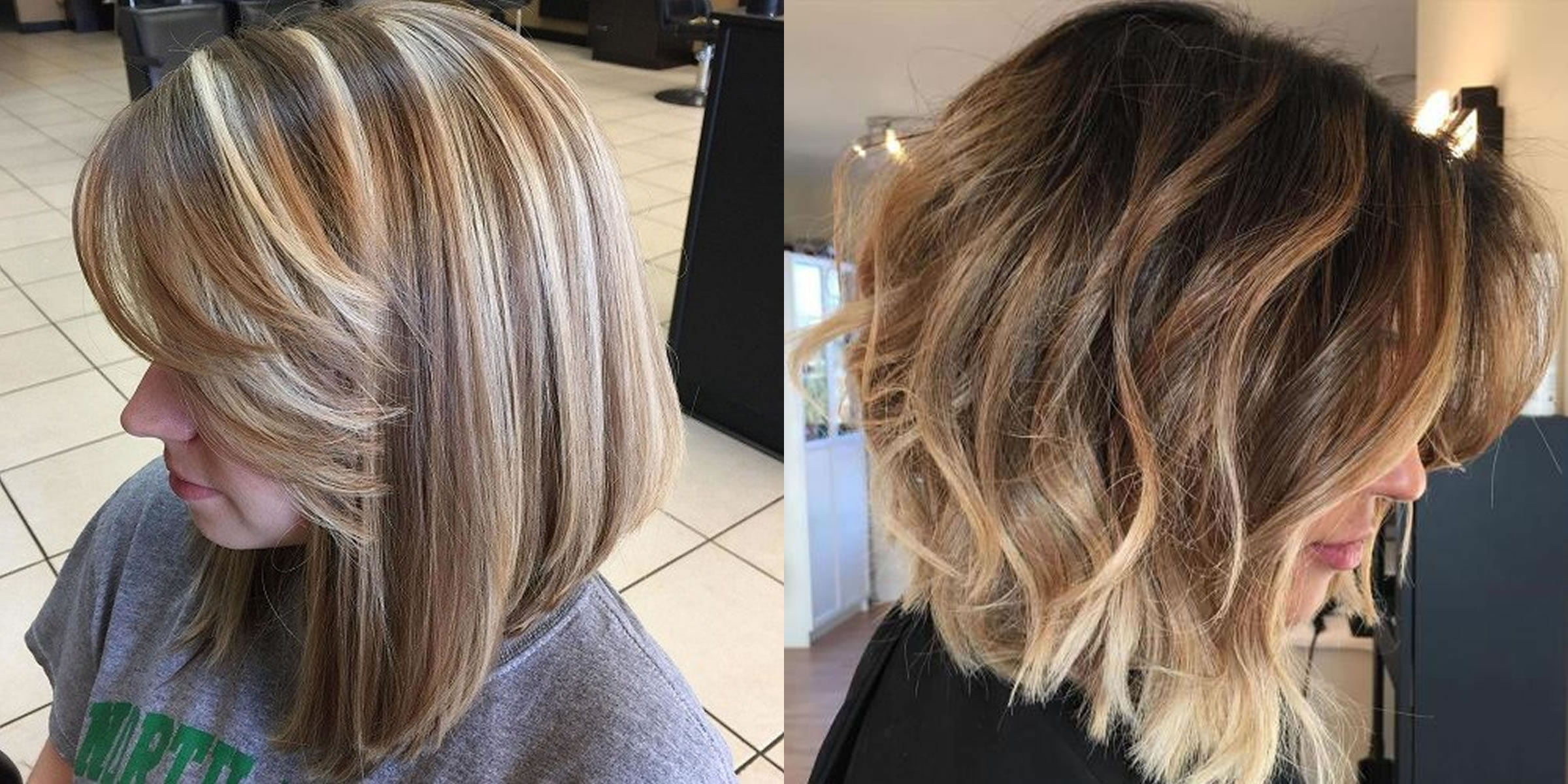 long bob haircuts 2019