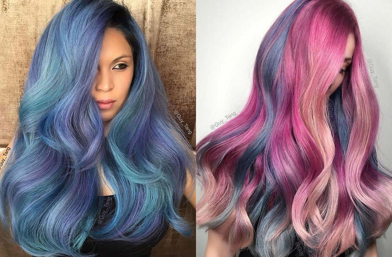2019 Hair Color: 2019 Hair Colors & Highlights Hair To Suit Every Hair Type