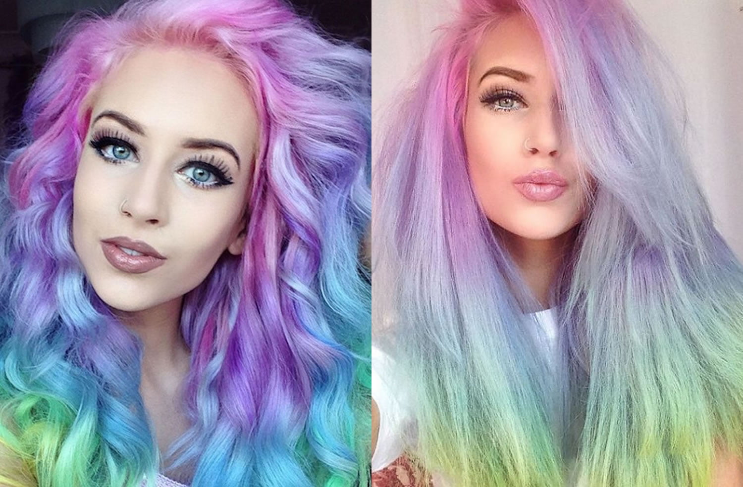 Color Styles For Long Hair: New 2018 Hair Trends For Long Hair