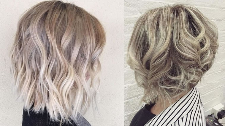 ombre medium hair