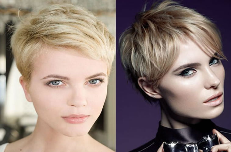 Latest Short Pixie & Bob Haircuts for Women 2019-2020 - photo#1