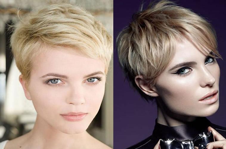 Latest Short Pixie & Bob Haircuts for Women 2019-2020