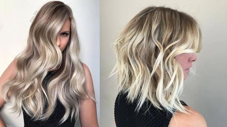 Hair color 2019