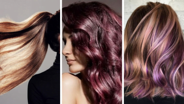 Hair colors 2019
