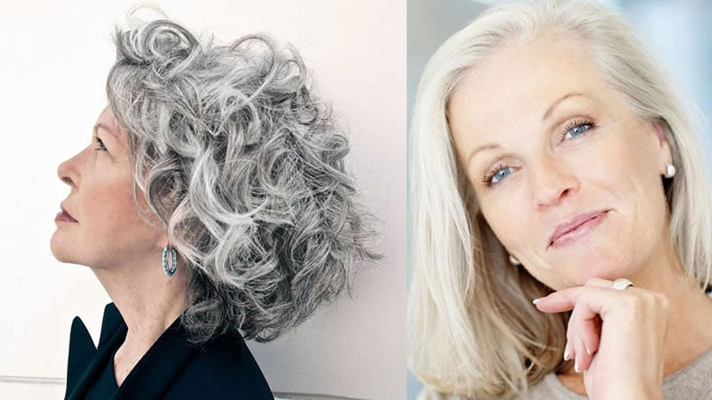 30 Haircut Inspirations For 2019: 30 Amazing Short Hairstyles For Older Women Over 60 & New
