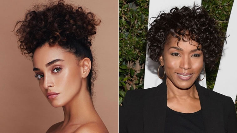 Natural curly hairstyles for short hair 2019