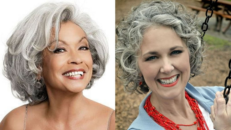 30 Amazing Short Hairstyles For Older Women Over 60 & New
