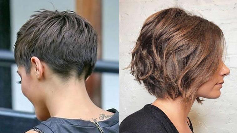 2019 short bob hairstyle