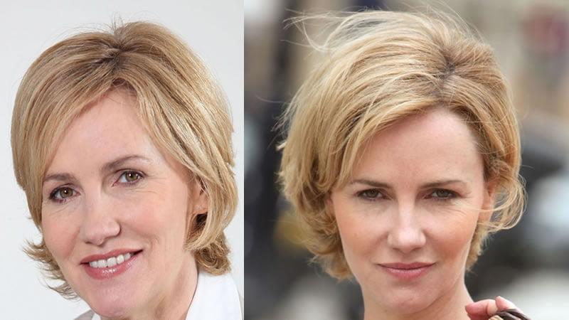 Short bob haircut 2019