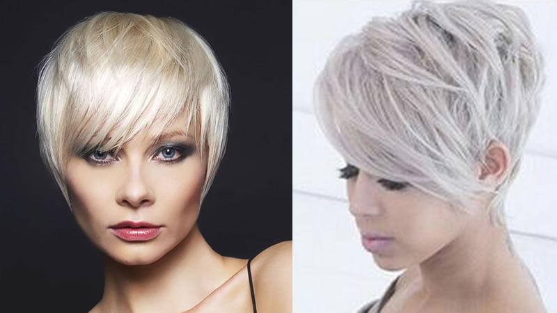 Grey hair styles 2019