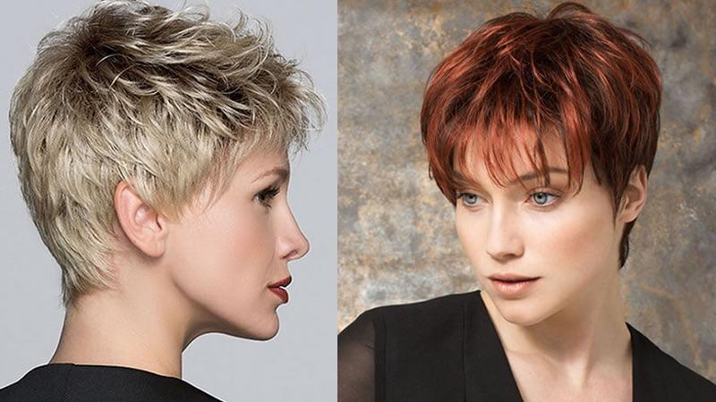 Older Women Haircuts 2019 You Will Amaze: 30 Amazing Pixie Haircuts For Women 2019-2020