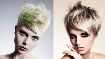 Short pixie haircut for women 2019 - Hair colours summer 2019